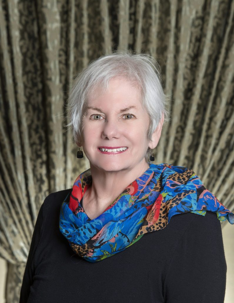 Patricia Stewart-Gordon
